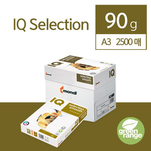 IQ Selection Smooth 90g A3 2500매
