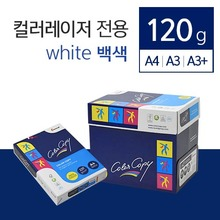 Color Copy 백색 120g