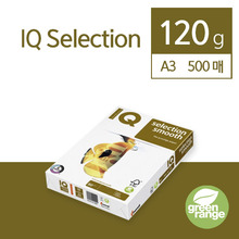 IQ Selection Smooth 120g A3 500매